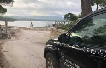 Περιήγηση στην λίμνη Μαραθώνα και σε οινοποιείο