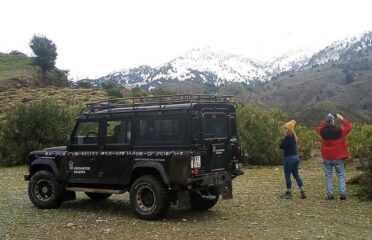 Jeep Safari στα Λευκά Όρη και στο Φαράγγι της Σαμαριάς