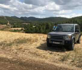 Jeep Safari στη Πάρνηθα