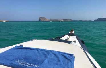 Rib Safari σε μυστικές παραλίες στην Κρήτη