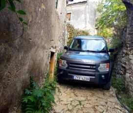 Εξερευνήστε την Κέρκυρα με Jeep Safari